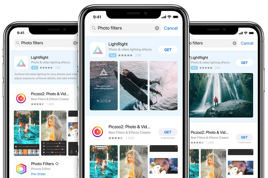 Apple Search Ads: App Store