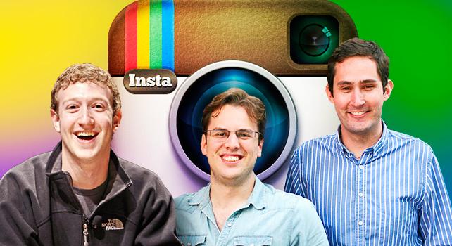 Instagram 10 jaar FB