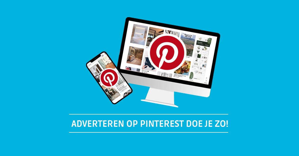 Pinterest Adverteren
