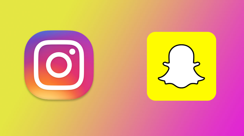 InstagramSnapchatStories
