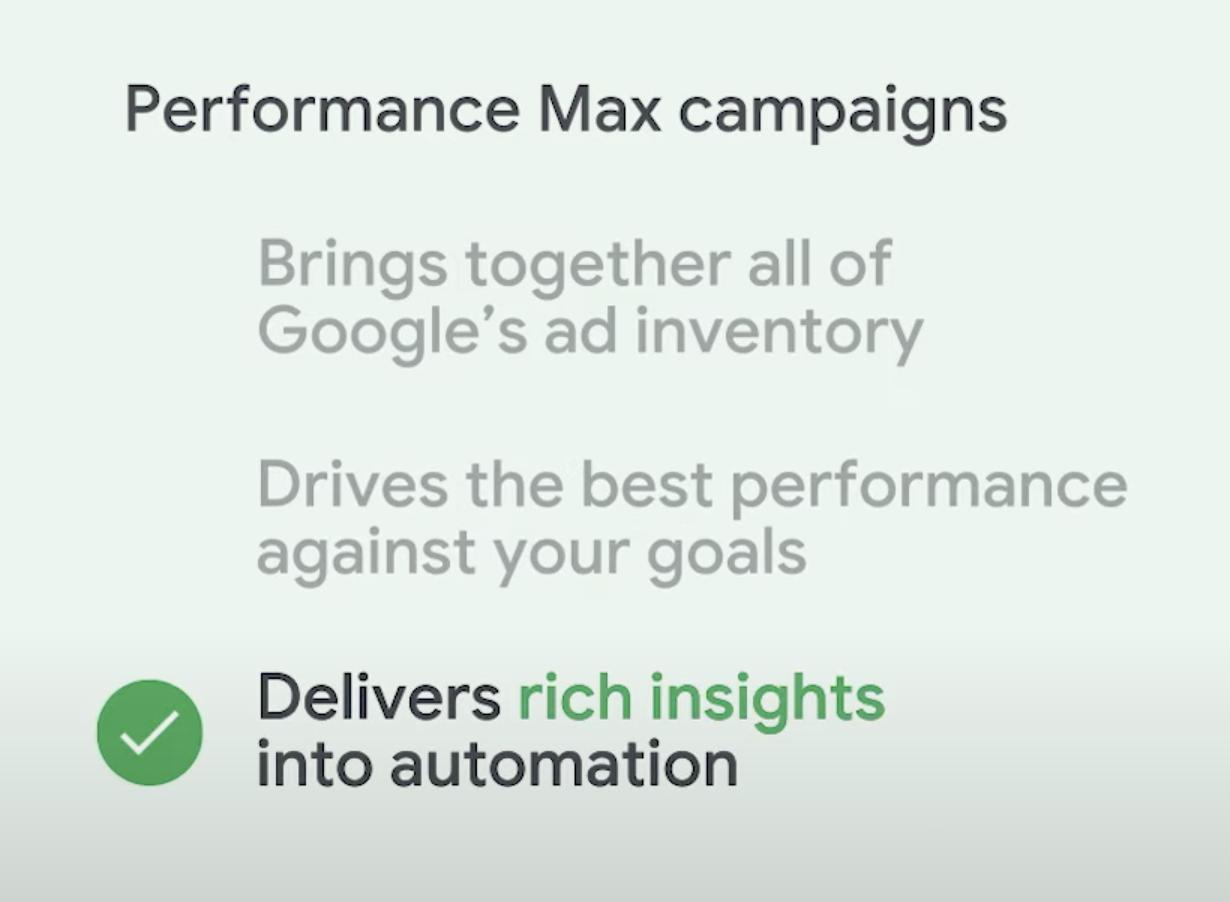 Performance max campagnes voordelen